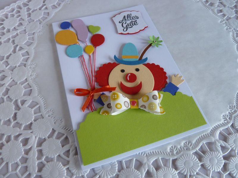 Kleinesbild - Glückwunschkarte zum Geburtstag, Namenstag, für Kinder