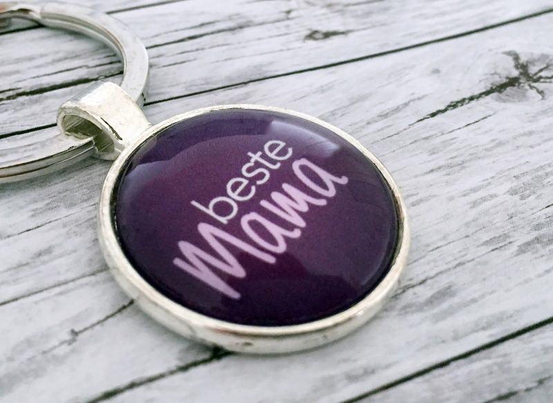Kleinesbild - Schlüsselanhänger, Beste Mama