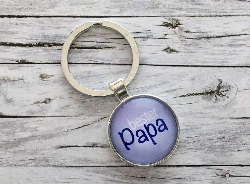 - Schlüsselanhänger, Bester Papa - Schlüsselanhänger, Bester Papa
