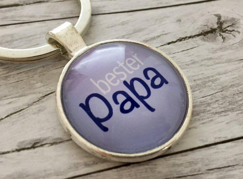 Kleinesbild - Schlüsselanhänger, Bester Papa