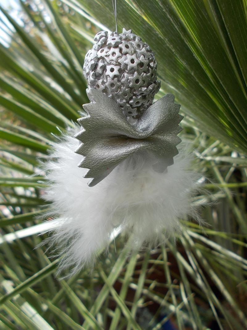 Kleinesbild - Engel ♥ 3 x Engel im Set Glücksbringer Schutzengel silberfarben Weihnachtsengel