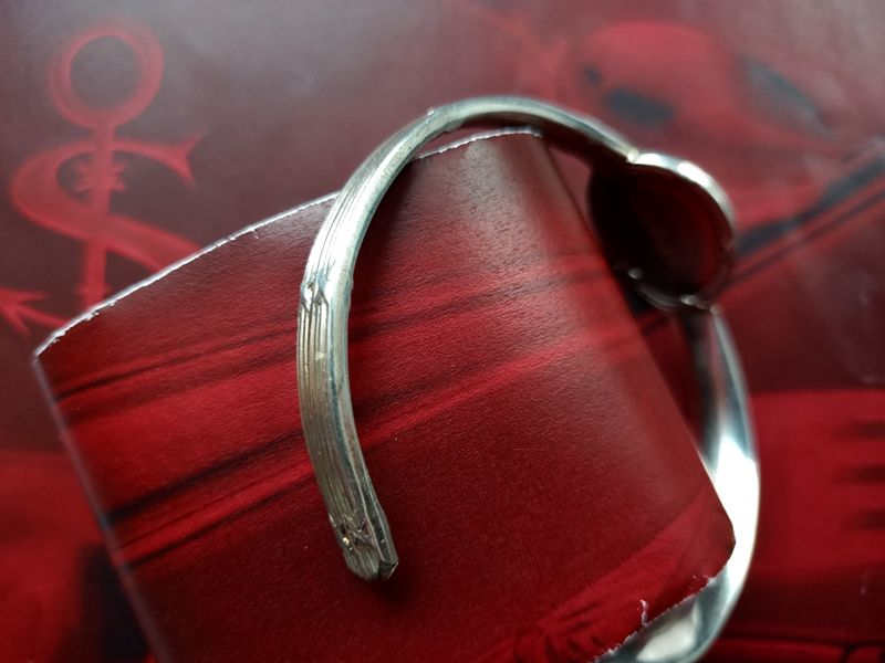 Kleinesbild - Besteckschmuck Armband Armreif aus einer Hummergabel ♥ Stravagante