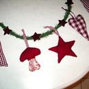 Kleinesbild - Weihnachtsgirlande