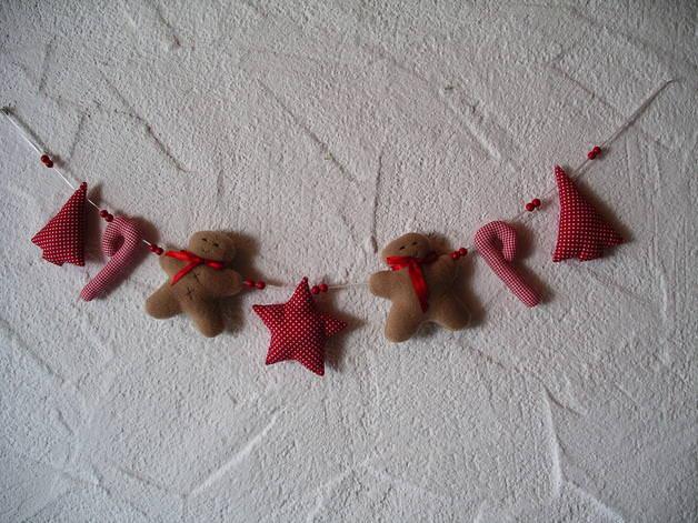 - Weihnachtsgirlande - Weihnachtsgirlande
