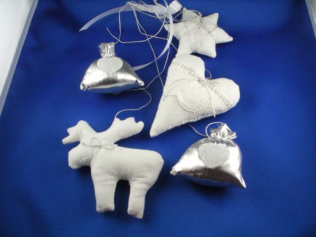 Kleinesbild - Weihnachtsgirlande Elch