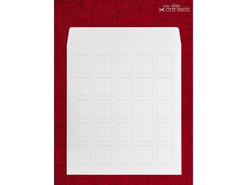 Kleinesbild - DIY-Adventskalender zum individuellen Gestalten — 02.rechteckige Fenster