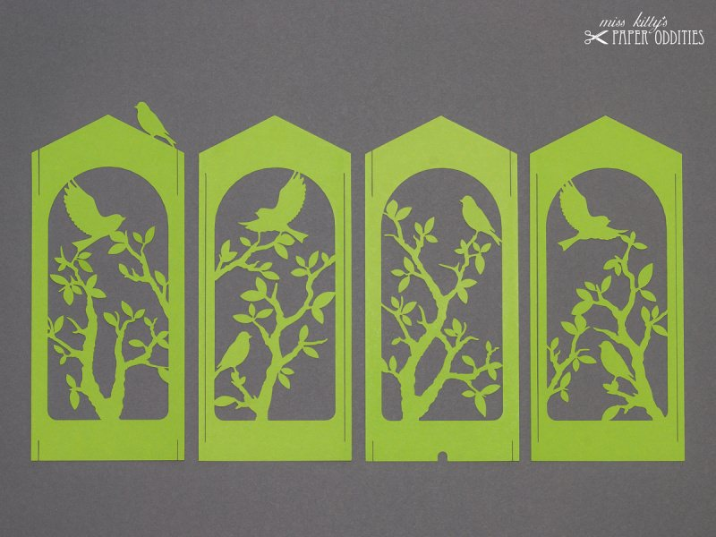 Kleinesbild - Grönö-Lampenbezug »Frühlingserwachen« — 02.maigrün