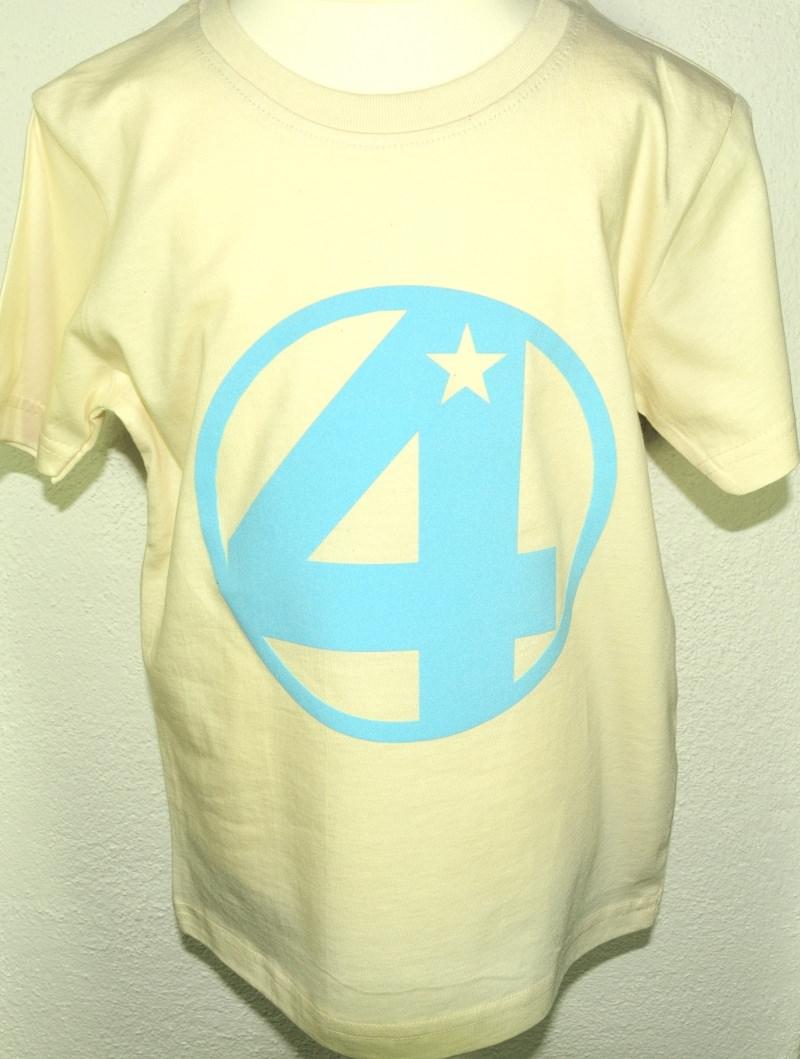 Kleinesbild - Geburtstagsshirt 3☆Shirt dritter Geburtstag☆Größe und Farbe individualisierbar☆1 bis 5 Jahre☆Bio☆Shirt mit Zahl☆Name möglich