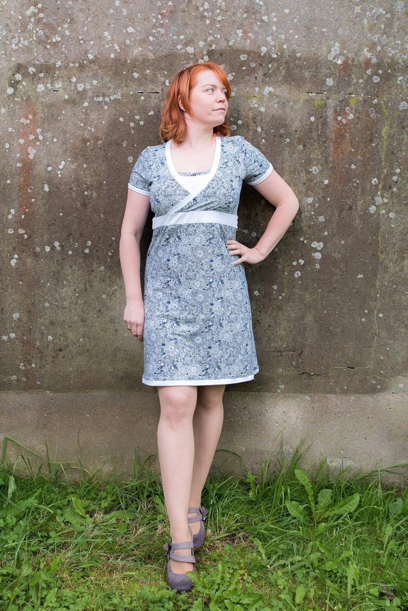 Kleinesbild -  (Still)-Kleid ALINIA