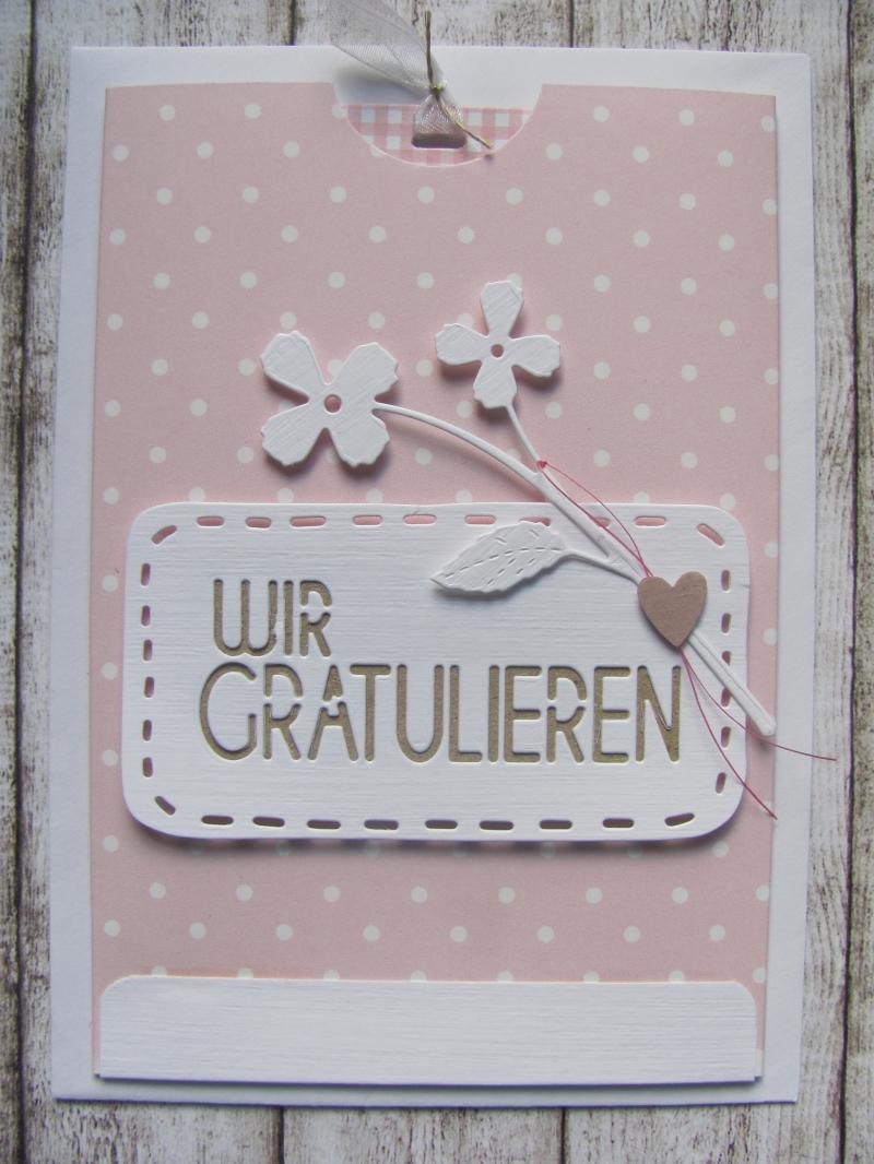 - Glückwunschkarte - Ziehkarte - Glückwunschkarte - Ziehkarte