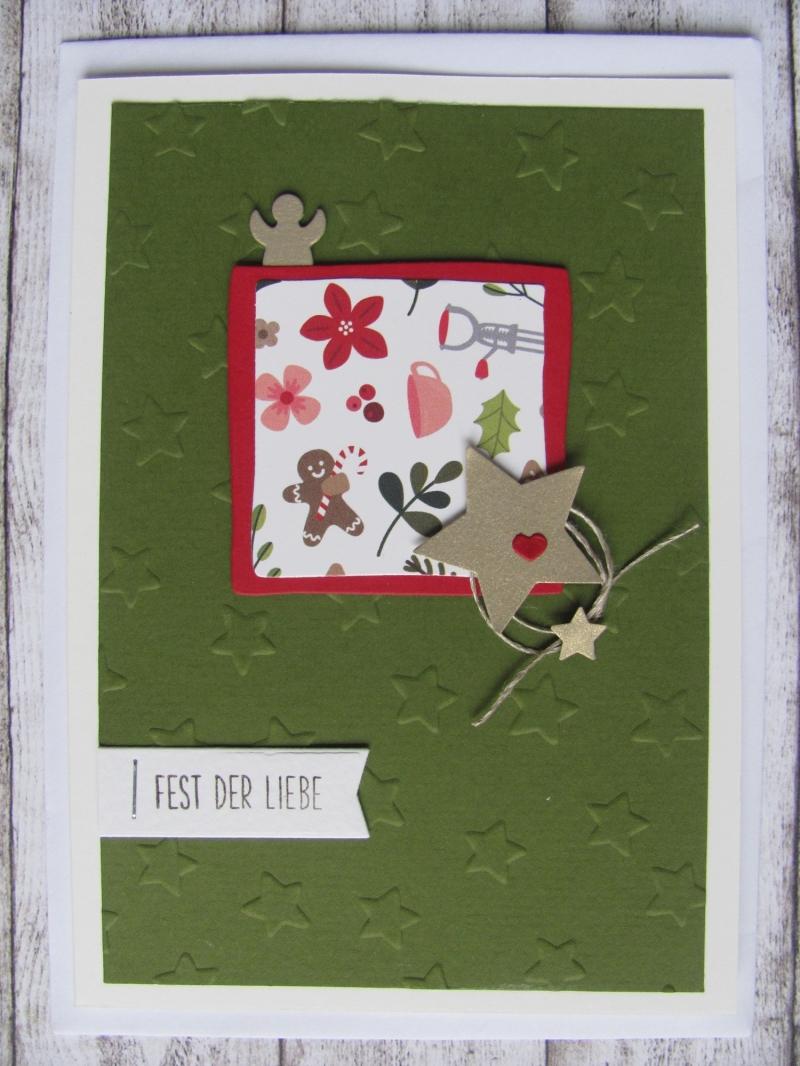 - Weihnachtskarte - Weihnachtskarte