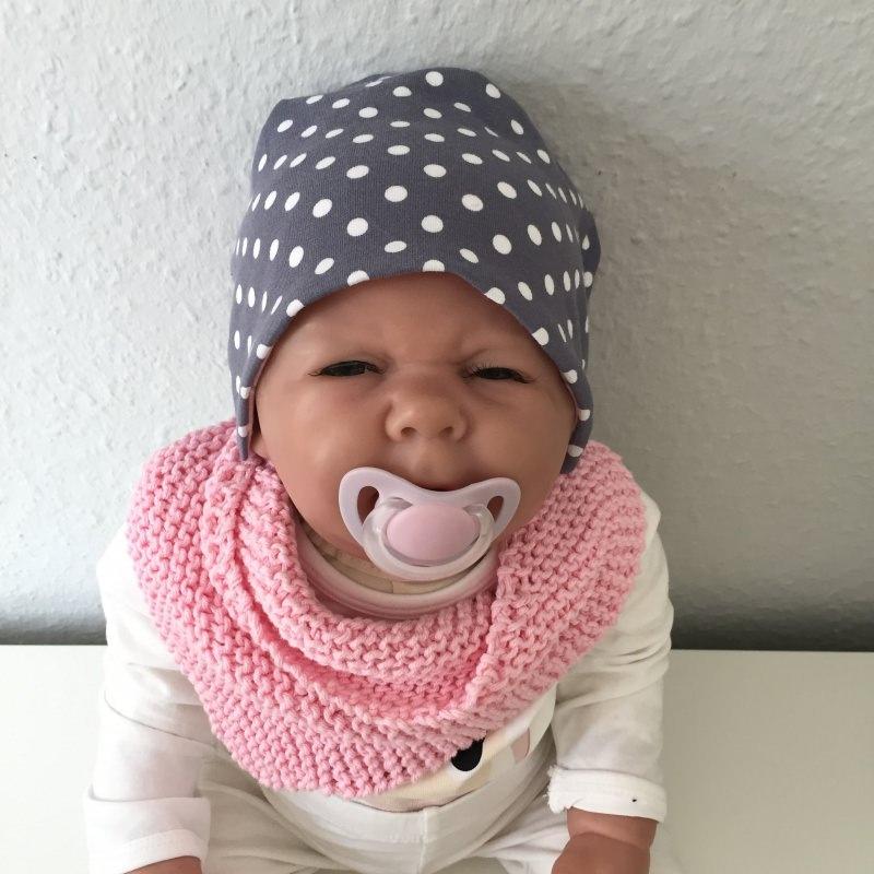 Kleinesbild - Babybeanie / Kinderbeanie ** PUSTEBLUME ** vom zimtbienchen ab KU 34cm verschiedene Größen