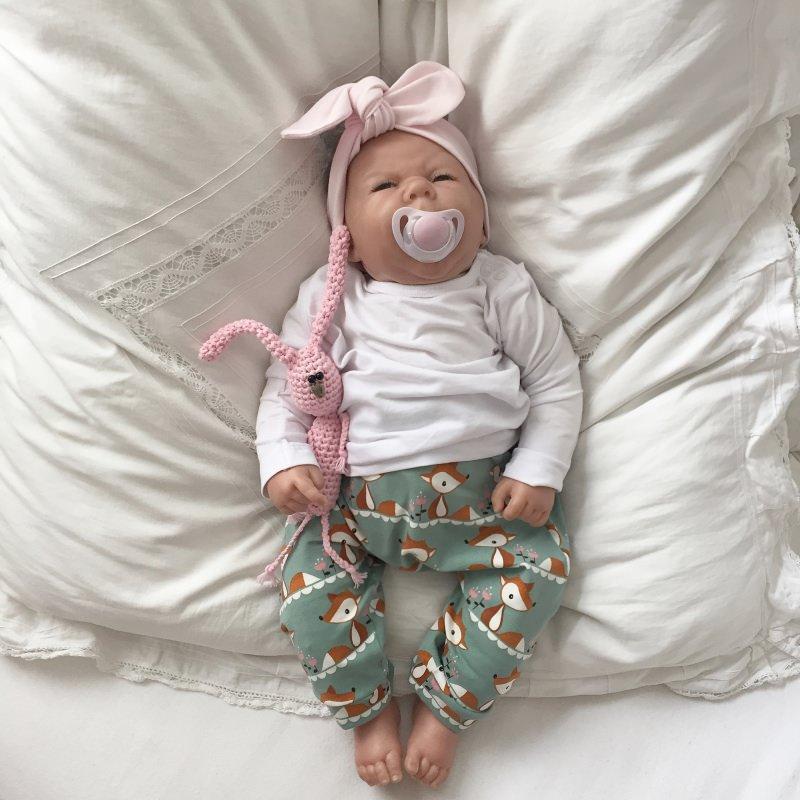 - Pumphöschen  Babyhose  **FOXI**  3 Farben möglich Größe 50  bis 80 Baby / Kind  - Pumphöschen  Babyhose  **FOXI**  3 Farben möglich Größe 50  bis 80 Baby / Kind