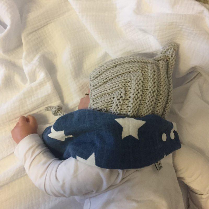 Kleinesbild - Babymütze **ZWERGLEIN** handgestrickt von zimtbienchen ab 36cm KU / verschiedene Farben