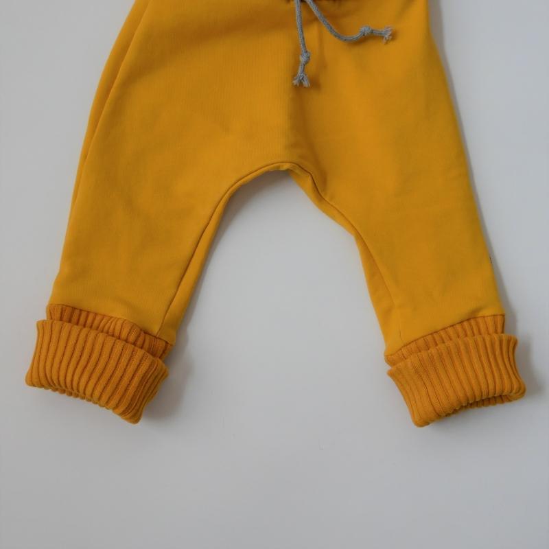 Kleinesbild - Mitwachshöschen  BASIC handmade aus BIOSweat von zimtbienchen Gr.50-80 Baby / Kind