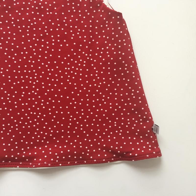 Kleinesbild - Trägerrock Kleidchen * DOTTIE * ab Gr. 68  Baby / Kind Handarbeit von zimtbienchen   BIOBaumwolle
