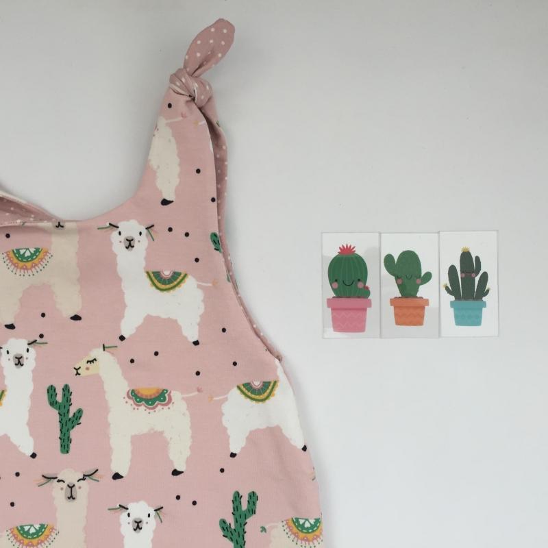 Kleinesbild -  Babyoverall  LAMADRAMA  Spieler vom zimtbienchen 50/80