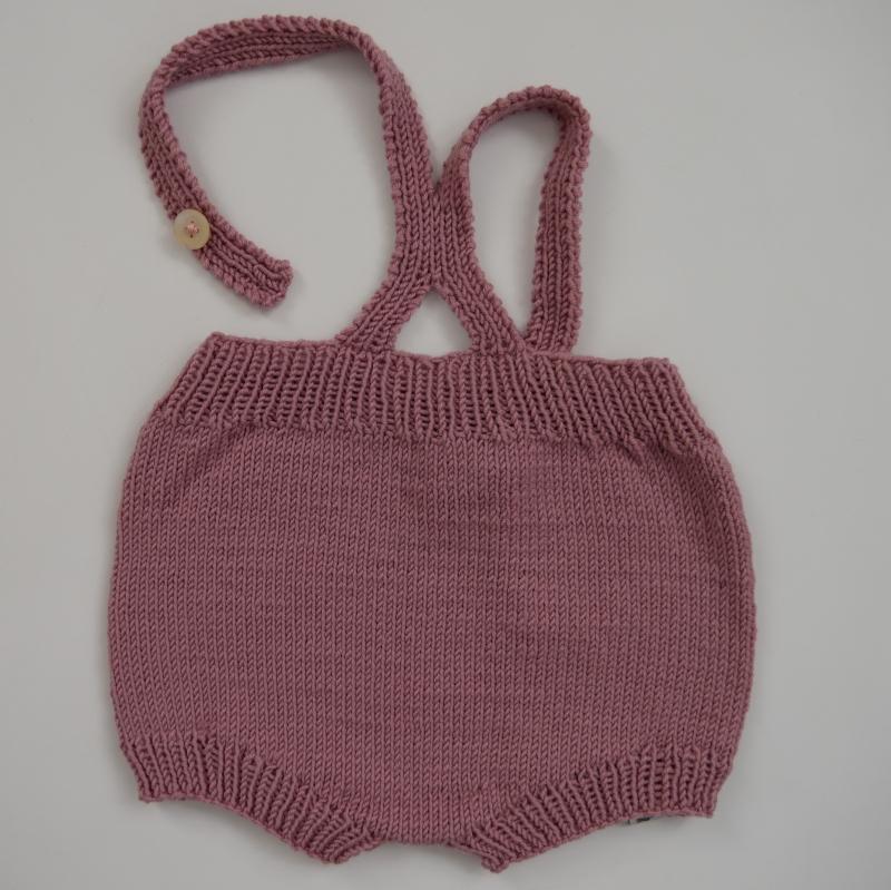 Kleinesbild - kurzes Pumphöschen HYGGE handmade von zimtbienchen 2-3 Monate