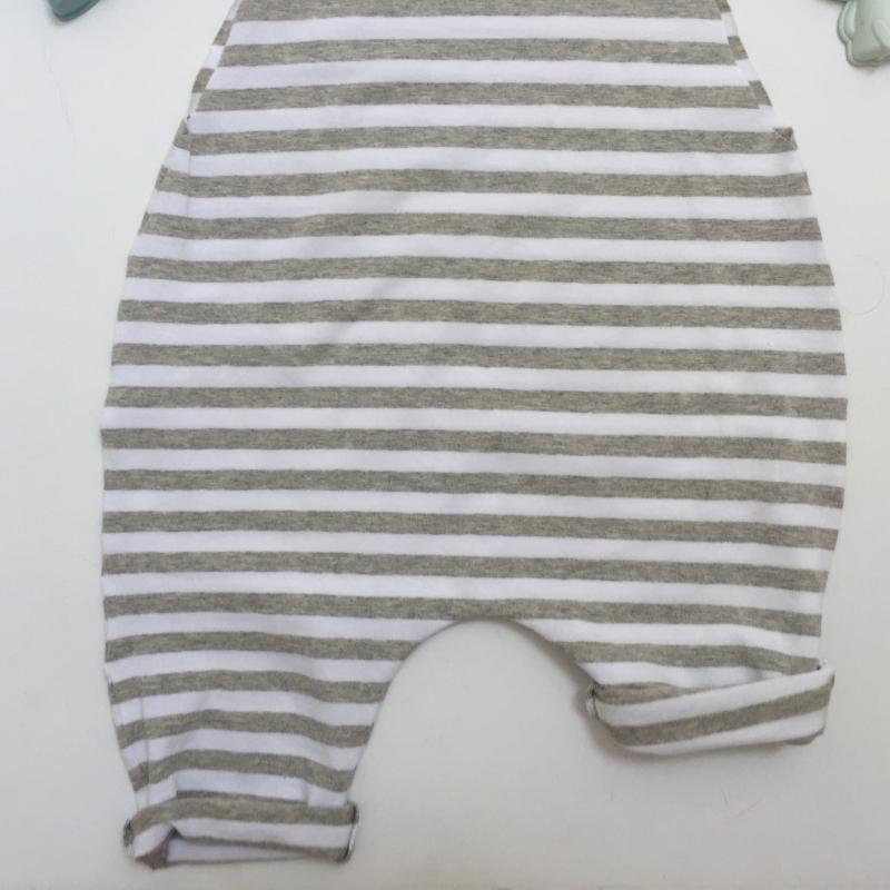 Kleinesbild - JOLLY Baby Overall Jumper Romper  aus Baumwolljersey zimtbienchen für Mädchen und Jungen bis Größe 104