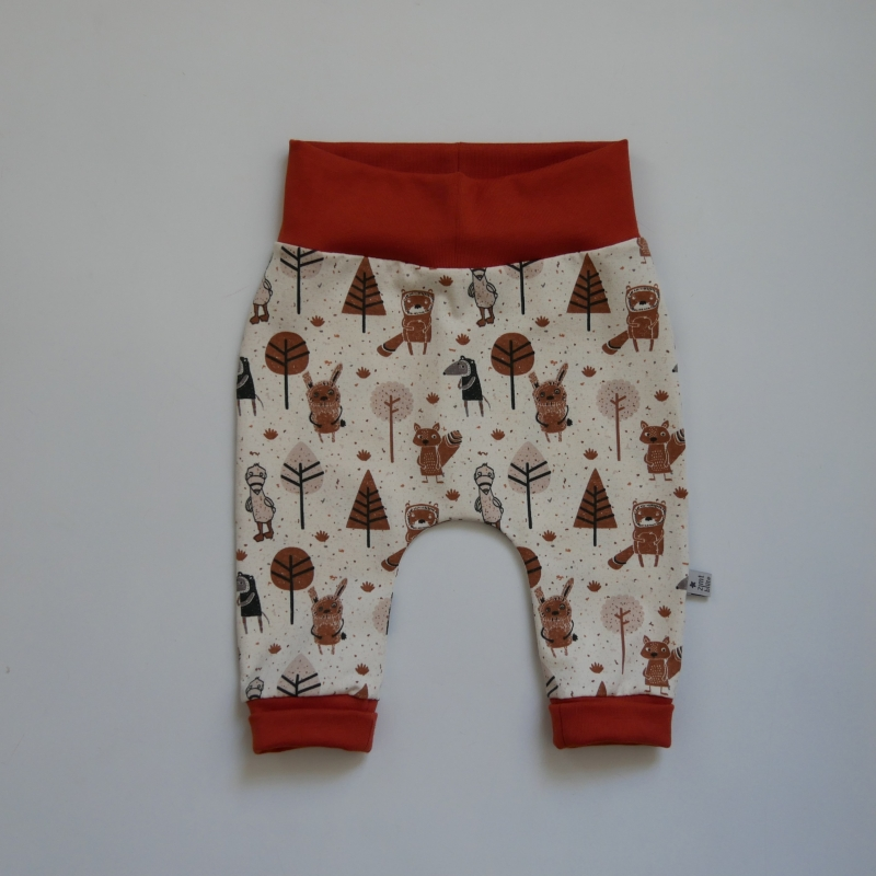 - Mitwachshöschen WALDTIERE von zimtbienchen Gr. 44 - 98  Baby / Kind      - Mitwachshöschen WALDTIERE von zimtbienchen Gr. 44 - 98  Baby / Kind