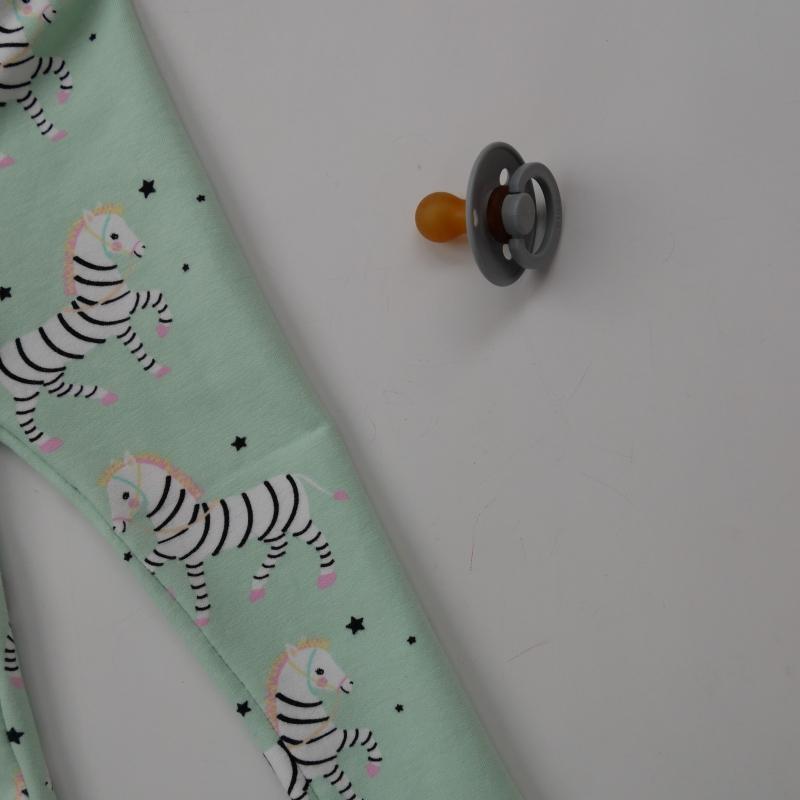 Kleinesbild - LEGGING Modell ZEBRA vom zimtbienchen Gr. 44 - 98 Höschen Baby / Kind kaufen
