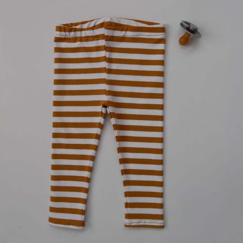Kleinesbild - LEGGING Modell STREIFEN vom zimtbienchen Gr. 44 - 98 Höschen Baby / Kind kaufen