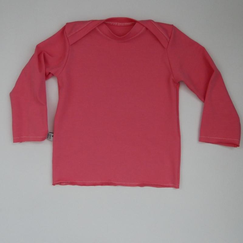 - BASIC Baby T-Shirt mit Langarm  Kind Handarbeit von zimtbienchen   - BASIC Baby T-Shirt mit Langarm  Kind Handarbeit von zimtbienchen