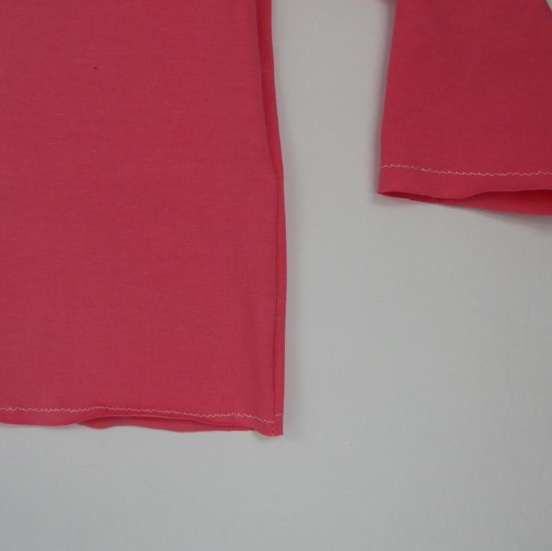 Kleinesbild - BASIC Baby T-Shirt mit Langarm  Kind Handarbeit von zimtbienchen