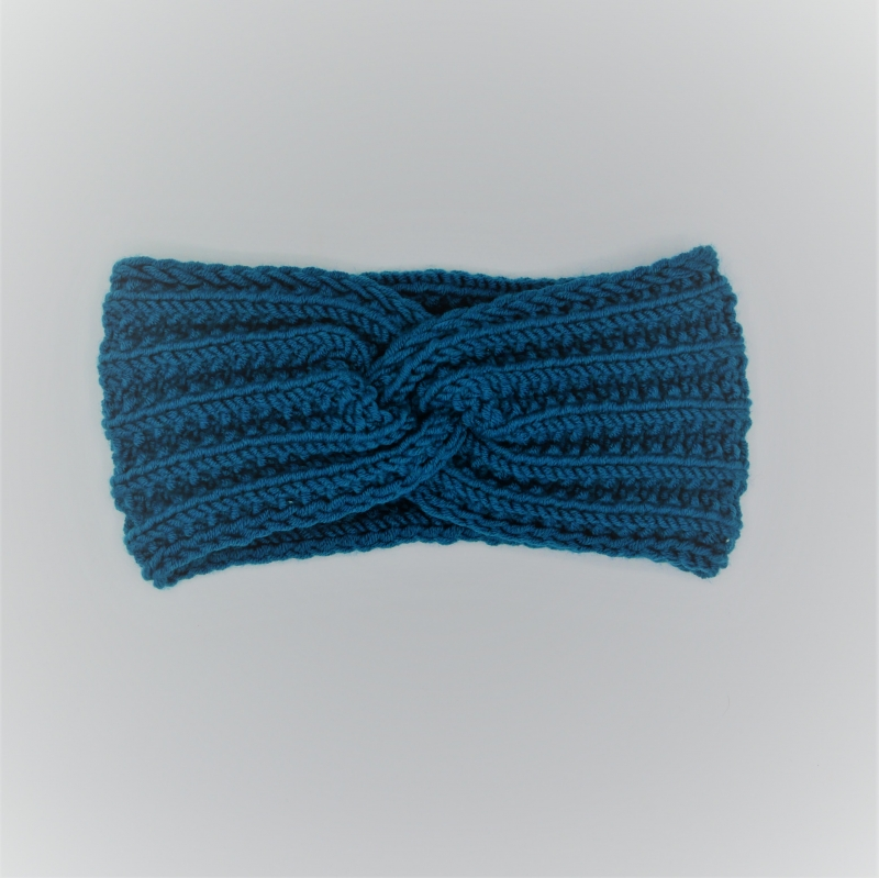 - Stirnband handgestrickt  CAROLIN  Turban Stirnband für Mädchen mit Knoten  von zimtbienchen    - Stirnband handgestrickt  CAROLIN  Turban Stirnband für Mädchen mit Knoten  von zimtbienchen