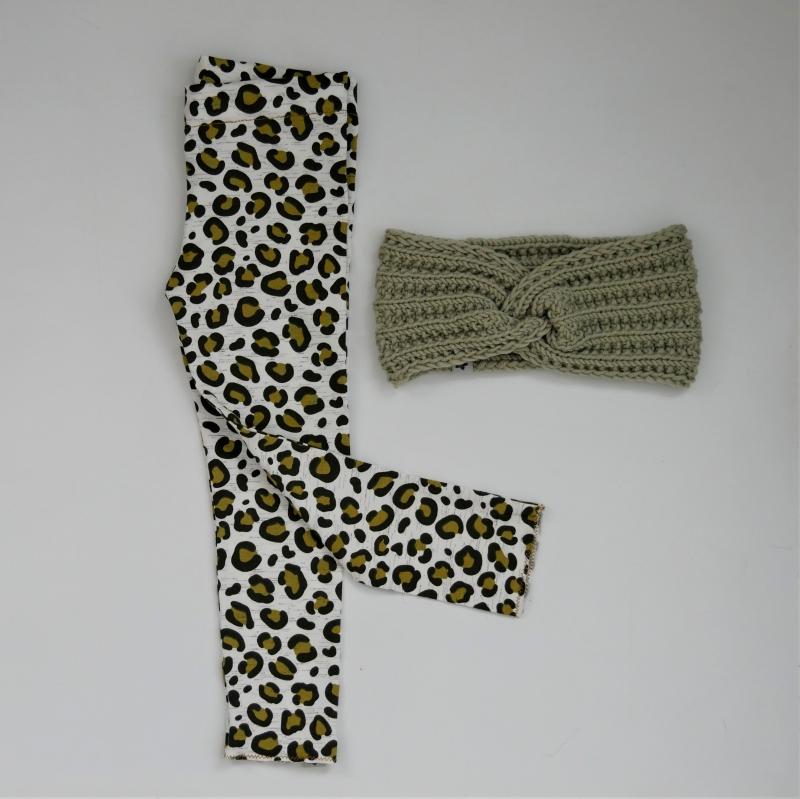 Kleinesbild - LEGGING Modell LEO vom zimtbienchen Gr. 44 - 116 Höschen Baby / Kind kaufen