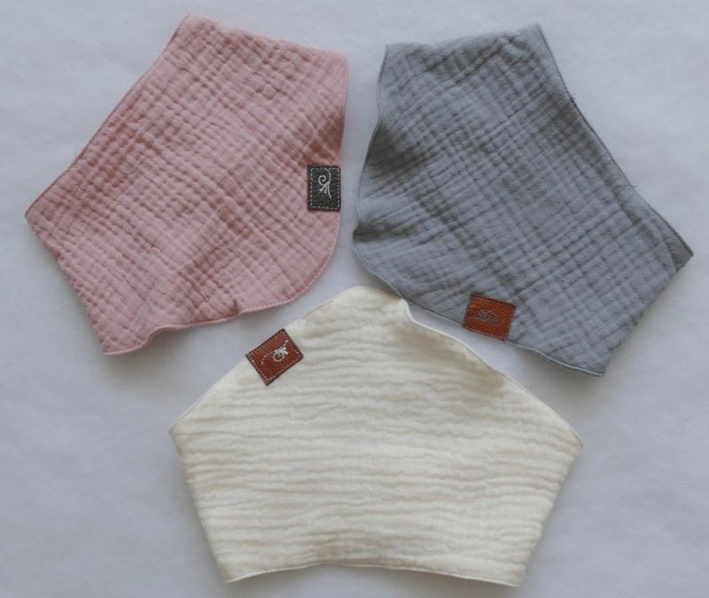 - Dreiecks Tuch für Baby und Kleinkinder - Dreiecks Tuch für Baby und Kleinkinder