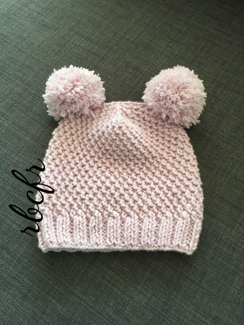 - Handgestrickte Mütze  Rebecca für kalte Tagen  - Handgestrickte Mütze  Rebecca für kalte Tagen