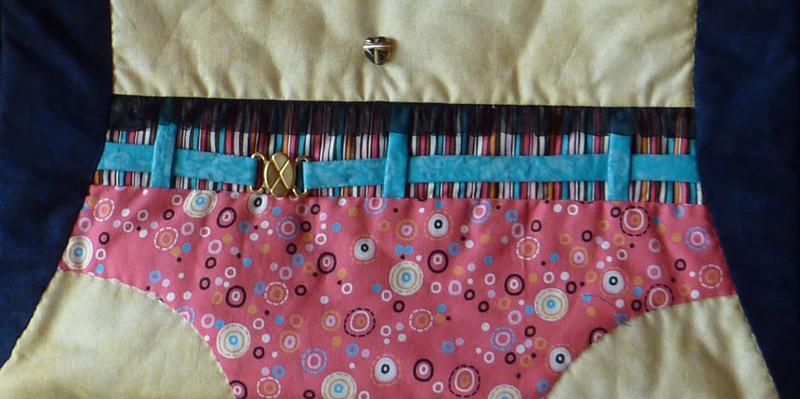 Kleinesbild - ♡ Bikini-Tasche für das Strandbad