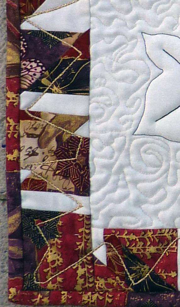 Kleinesbild - ♡ außergewöhnlicher Wandbehang für den Herbst