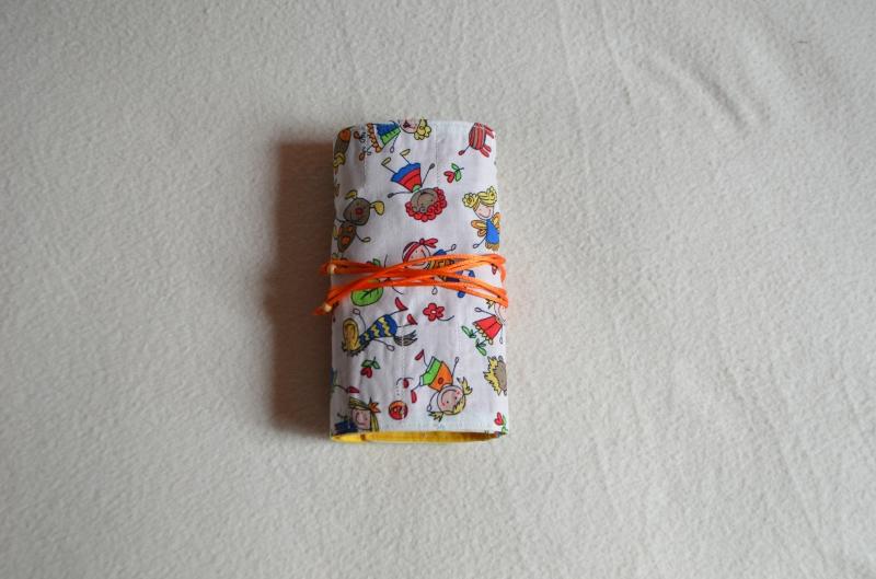 Kleinesbild - Stiftemäppchen ♥ Rollmäppchen ♥ Waldorfmäppchen  ♥ Handmade