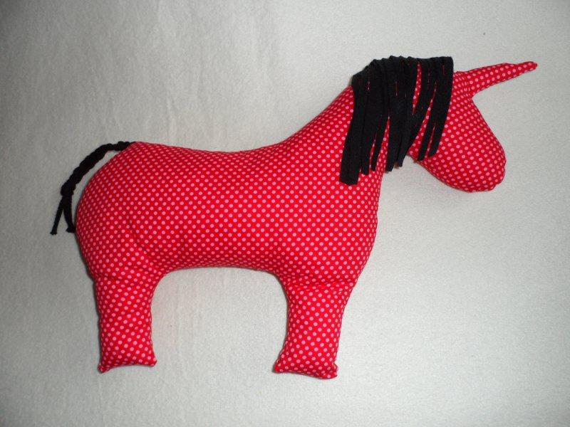 - Einhorn ♥ Kuscheltier ♥ Baumwolle ♥ Handmade - Einhorn ♥ Kuscheltier ♥ Baumwolle ♥ Handmade