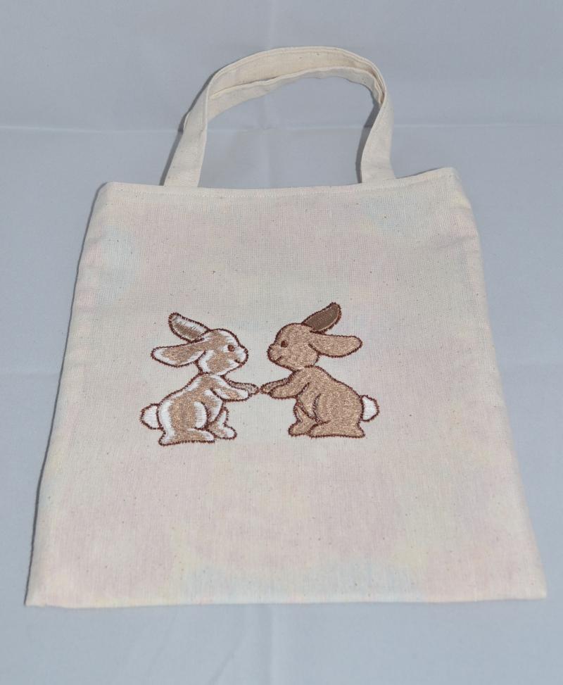 - Kindertasche ♥ Wendetasche ♥ Stofftasche ♥ Ostertasche ♥ bestickt - Kindertasche ♥ Wendetasche ♥ Stofftasche ♥ Ostertasche ♥ bestickt