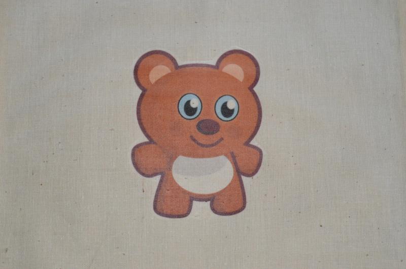 Kleinesbild - Stofftasche ♥  Kindergartentasche ♥ bedruckt ♥ Baumwolle