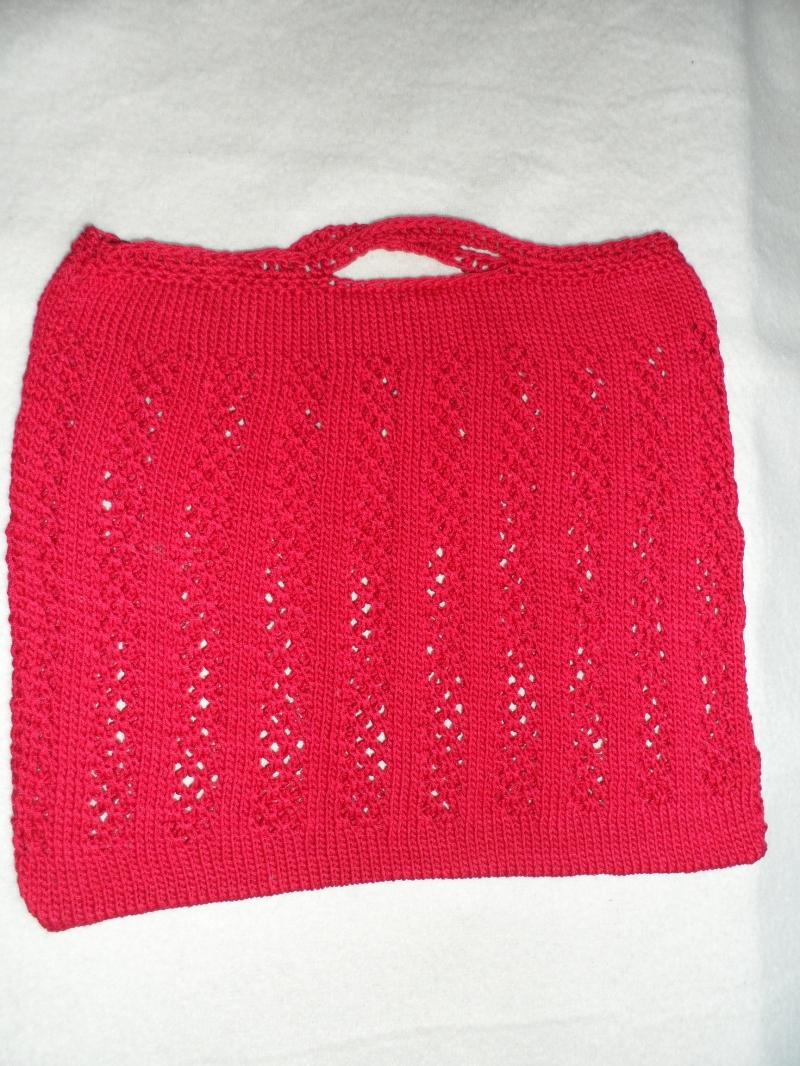 - Einkaufsnetz, Einkaufstasche, gestrickt, Handmade   - Einkaufsnetz, Einkaufstasche, gestrickt, Handmade