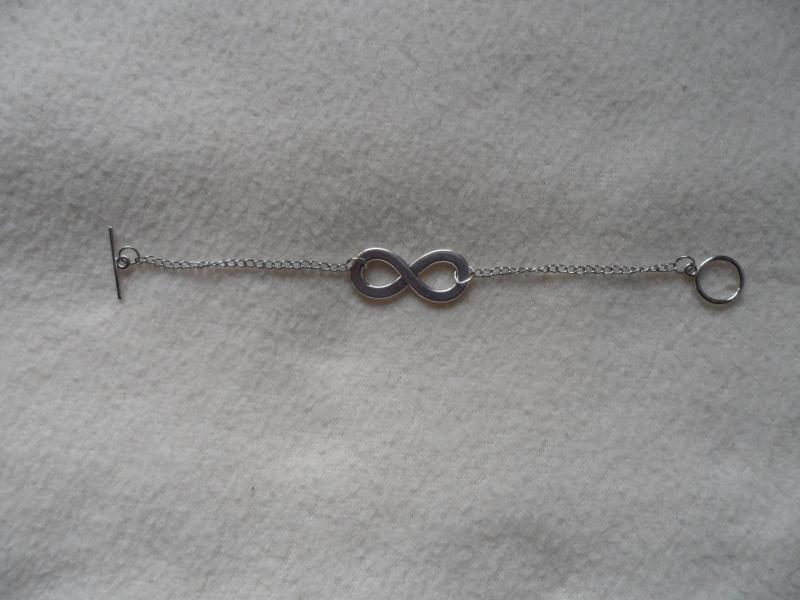 Kleinesbild - Infinitiv Armband, Unendlichkeit