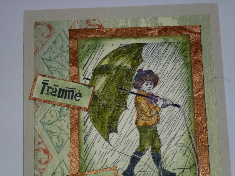 Kleinesbild - ♥♥Handgemachte 3D Grußkarte~Herbst~Nr.240♥♥