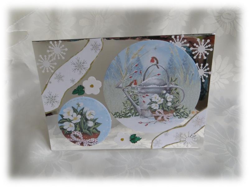 anl sse edle weihnachtskarte rotkehlchen geburtstagskarte. Black Bedroom Furniture Sets. Home Design Ideas