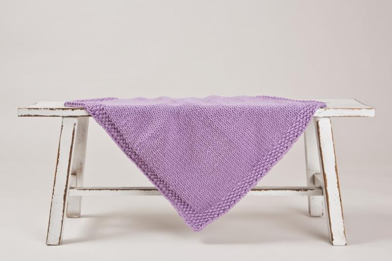 - Handgestrickte kuschelweiche Babydecke aus weicher Wolle (Merino) für Neugeborene  - ein tolles Geschenk - Handgestrickte kuschelweiche Babydecke aus weicher Wolle (Merino) für Neugeborene  - ein tolles Geschenk