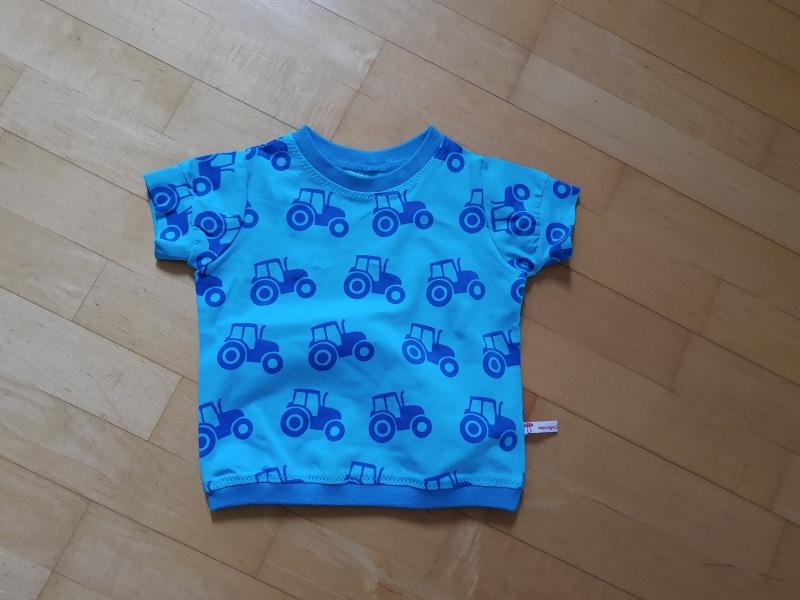- Kinder T-shirt Traktor Größe 74 - Kinder T-shirt Traktor Größe 74
