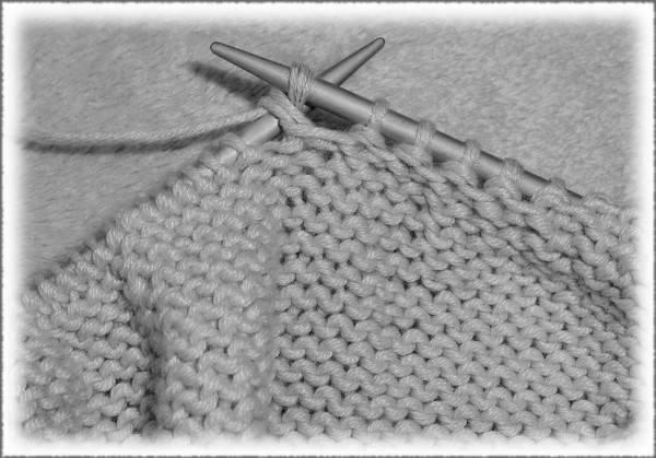 Kleinesbild - Strickanleitung, Baby Kuschelsack und Mütze selber stricken, Anleitung gedruckt DIN A5