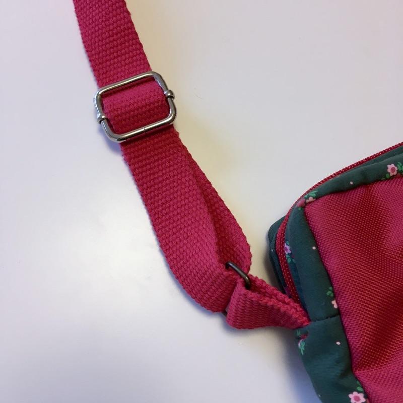 Kleinesbild - Genähte Trachtentasche Dirndltasche Umhängetasche mit Edelweiß