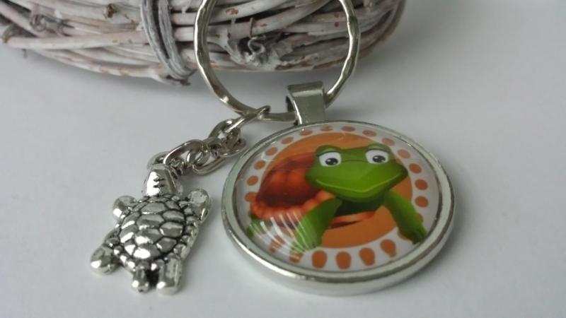 - Schildkröte Schlüsselanhänger handgefertigt Accessoire Geschenk für Kinder Frauen Männer - Schildkröte Schlüsselanhänger handgefertigt Accessoire Geschenk für Kinder Frauen Männer