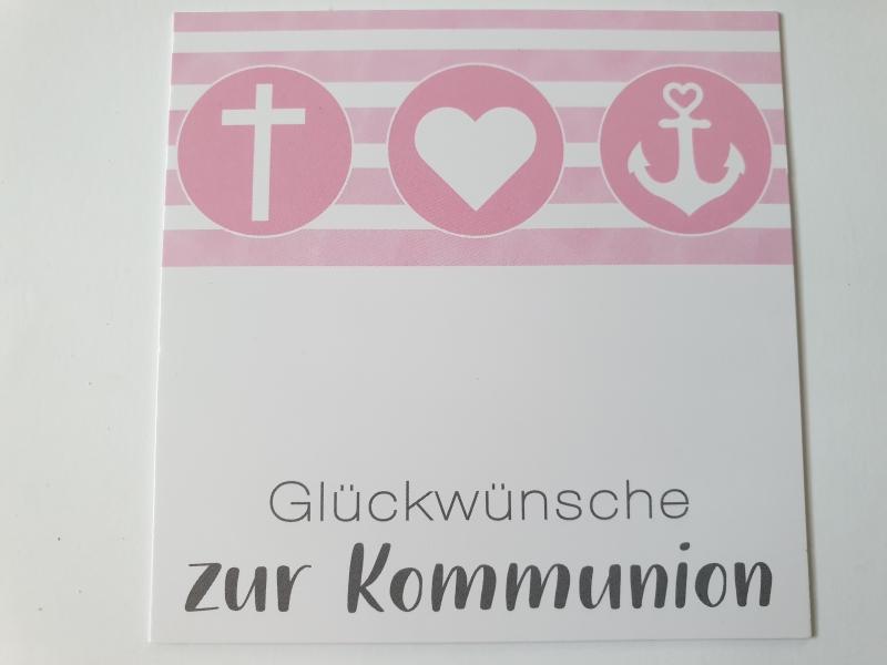 Kleinesbild - Kreuz Armband handgefertigt Geschenk Kommunion Konfirmation Religion für Mädchen Frauen