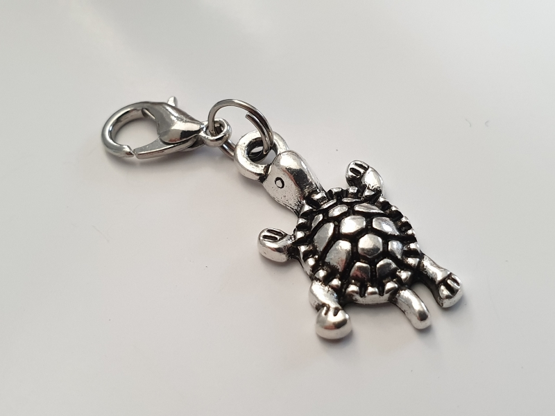 - Schildkröte Turtle Charms Anhänger Geschenk Mädchen Frauen Freundin  - Schildkröte Turtle Charms Anhänger Geschenk Mädchen Frauen Freundin