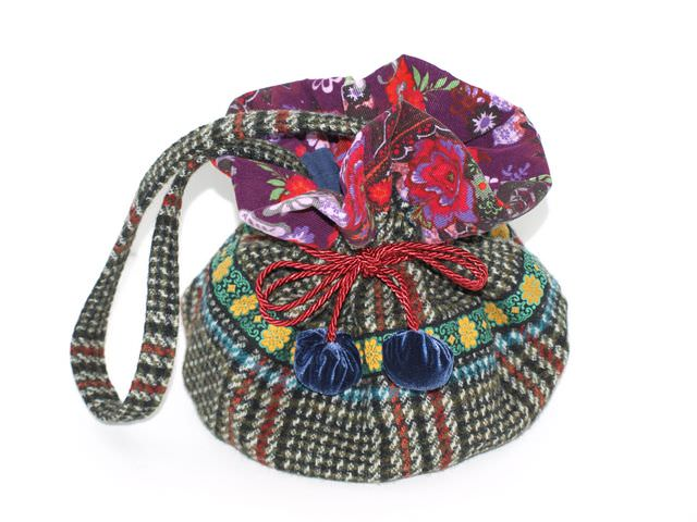 handtaschen tasche wulli beutel aus wollstoffen handgemacht boho style. Black Bedroom Furniture Sets. Home Design Ideas